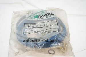 Westcoast Cylinders royal Km515hs Hydraulic Piston Seal Kit New In Package H102
