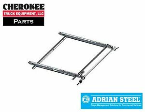 Adrian Steel 61 fdeco Single Grip Lock Ladder Rack For Ford Econoline