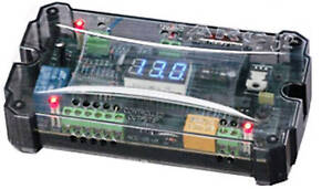 Arc52 Car Battery Voltage Monitor Smart Relay Controller 12v Aux Turn On Off