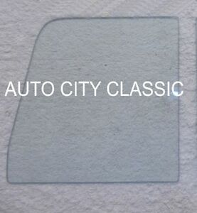 Door Glass In Clear 1956 Ford Pickup Pu F100 And Panel Model 82 Truck