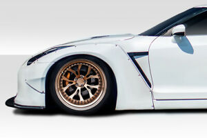 Duraflex R35 Lbw Wide Body Kit 8 Pc For Nissan Gt R 09 16 Ed113668