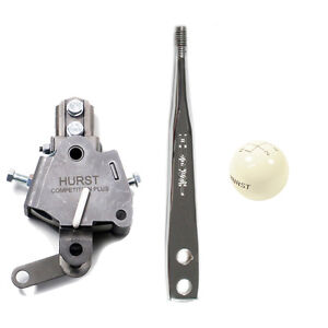 New Hurst Parts Kit To Build Your Own 3917960 Competition Plus 4 Speed Shifter