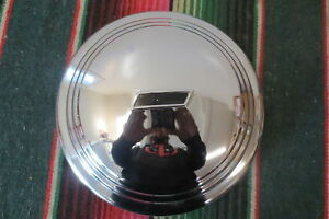 Nros 1930 s Chevy Chevrolet Dog Dish Hubcap Center Cap
