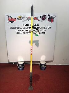 Edco Air 5 Chisel Scaler Chipping Hammer Tile Removal Stripper Used
