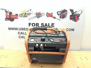 Used Ridgid 4 5 Gallon Portable Air Compressor Electric Small Mini Commercial