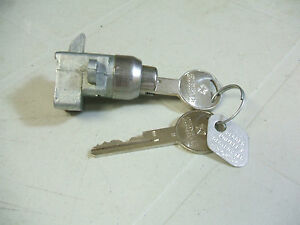 Nos Mopar Dodge Plymouth 1970 74 A B E Body Floor Console Glove Lock Keys