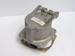 New Pyle National Connector Receptacle 321 r 30 Amp A 30a 600vac 250vdc 3p 4w