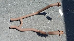 Nos 1965 66 Ford Mustang 289 4v Premium Fuel Gt H Pipe C5zz 5246 H