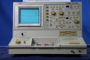 Tektronix 370a Curve Tracer Without Protect Cover