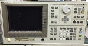 Agilent 4155a Semiconductor Analyzer