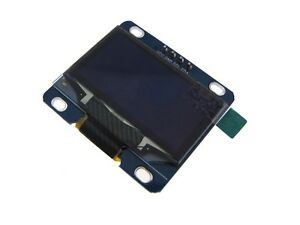 Hq 1 3 128 64 Oled Graphic Display Module I2c Iic Lcd Color Blue