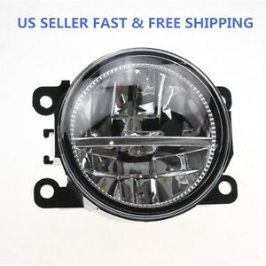 6000k White Led Fog Light Replacement For 14 17 Ford Fusion Fiesta H11 Model Us