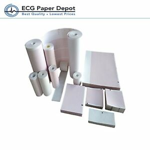 Ecg Ekg Thermal Paper Welch Allyn 94016 0000 For Cp100 Cp200 Cp150 10 Pack
