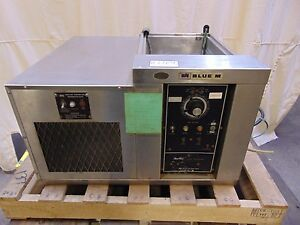 Blue M Constant Temperature Water Bath Magni Whirl Mr 3220a 1 Lab Equipment