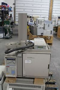 Fisons Gc 8000 Gas Chromatography With As800 Autosampler