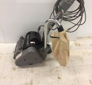 Clarke Ez 8 Floor Sander Expandable Drum Hardwood Floor Refinishing Wood Floors