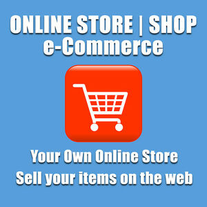 Ecommerce Website Online Shop Web Design Your Own Online Store Unlimited