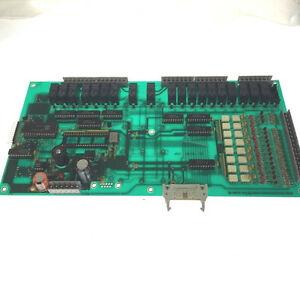 Used Great Automatics Microcontroller Board 30 00006 201 Rev B h270