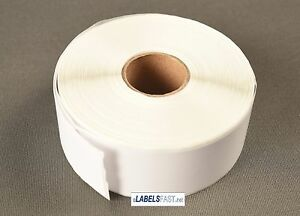 25 rolls of dymo compatible 30252 350 white internet postage labels Per Roll