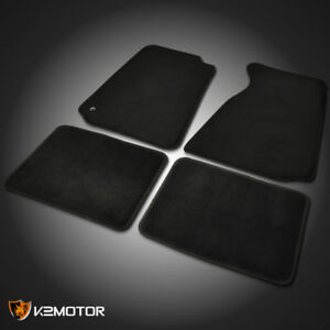 Fit Custom Fit 1994 2004 Ford Mustang Gt V6 V8 Cobra Carpet Floor Mats 4pc