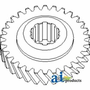 70225413 Allis Chalmers Main Shaft 3rd Gear Ca D10 D12 D14 D15