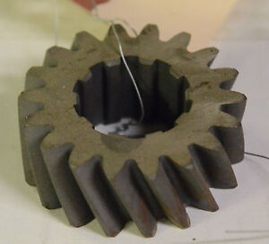 Allis Chalmers Ca D10 D12 D14 D15 Tractor First Speed Gear 70225415