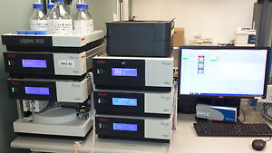 Thermo Dionex Ultimate 3000 Hplc System W Diode Array Fluorescence Detectors