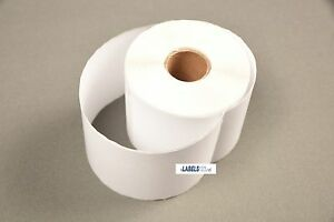 10 Rolls White 99019 Dymo Costar Compatible Postage Mailing Labels Adhesive