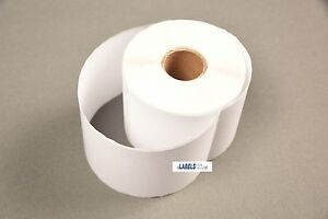 30 Rolls 99019 Postage Labels For Paypal And Ebay Dymo Turbo Duo Xl Compatible
