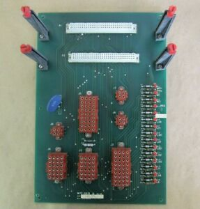 Agie Board Nr 145 371 1 Wire Distribution Wid 66b From Agiecut Edm Sprint 70