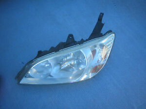 Honda Civic Headlight Front Head Lamp 2004 2005 Oem Original Left Side