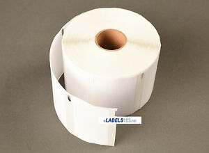 Dymo Compatible 10 Rolls Large Shipping 30334 Paypal White 1000 Labels Per Roll
