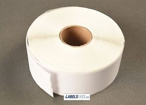 200 Rolls Of Address Labels Name Badges Dymo Printers 30336 Ebay White Postage