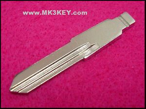 Flip Key Blade Vw Volkswagen Eurovan 1993 To 2003 Replacement Brass Mv Camper T4