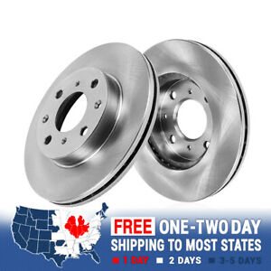 For 2005 2006 2007 Ford Focus 2 Front Premium Oe Brake Disc Rotors