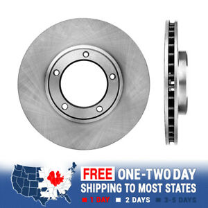 Front Brake Rotors For 1995 1996 1997 1998 1999 2000 2004 Toyota Tacoma 2wd