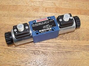 Rexroth Bosch R901313880 Hydraulic Directional Valve 4we6d62 ofeg24n9k72l 62