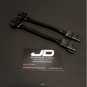 Jdc Plug Play Throttle Body Extension Harness Kit For Nissan R35 Gt r 09 17