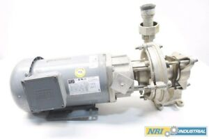 Fabtek Aero 330c8cd f lm 575v ac 3hp Stainless Centrifugal Pump