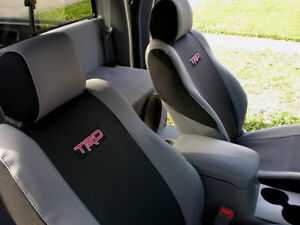 Trd Sport Seat Covers Toyota Tacoma Truck 05 08 Factory Oem New Pt2183505201
