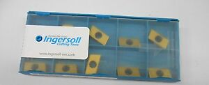 Ingersoll 5800860 Carbide Milling Cutter Insert New Pack Of 10