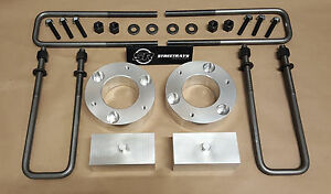 Sr Chevy Gmc Silverado Sierra 1500 07 18 Front 2 Rear 1 Lift Leveling Kit