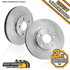 Front 305mm Brake Rotors 2002 2003 2004 2005 Ford Explorer Mercury Mountaineer