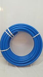 1 2 250 Coil Blue Certified Non barrier Pex Tubing Htg plbg potable Water
