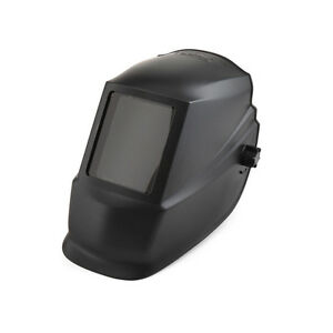 Electric Black Welding Helmet Magnifying Cheater Lens Headgear Ansi Compliant