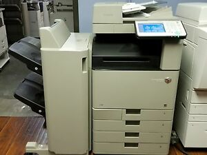 Canon Imagerunner C3330i Loaded With Many Options Low Color Meter Only 23k
