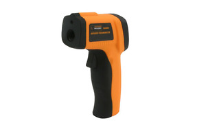 Non Contact Electrical Infrared Thermometer With Laser Sighting Digital 12 1 Spo