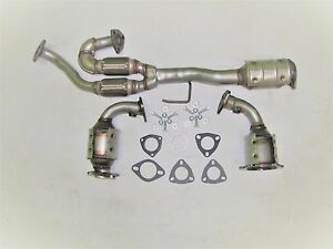 Fit 2004 2005 Nissan Maxima 3 5l Catalytic Converter Set New 4 Spd Transmission