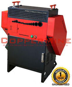Automatic Copper Wire Stripping Machine Powered Cable Wire Stripper Industrial