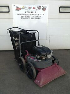 Parker Apv Commercial Vacuum Cleaner Parking Lot Sweepers Leaf Industrial Lawn